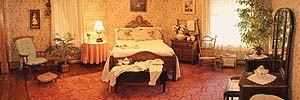 The Maid's Quarter's Bedroom